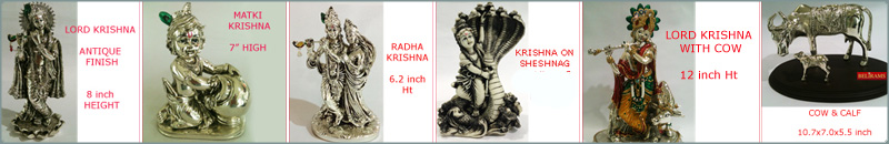 Silver gifts, silverware, silver gift items at New Delhi